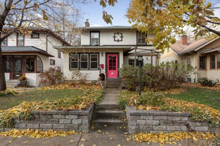 4128 Harriet Avenue Minneapolis  55409